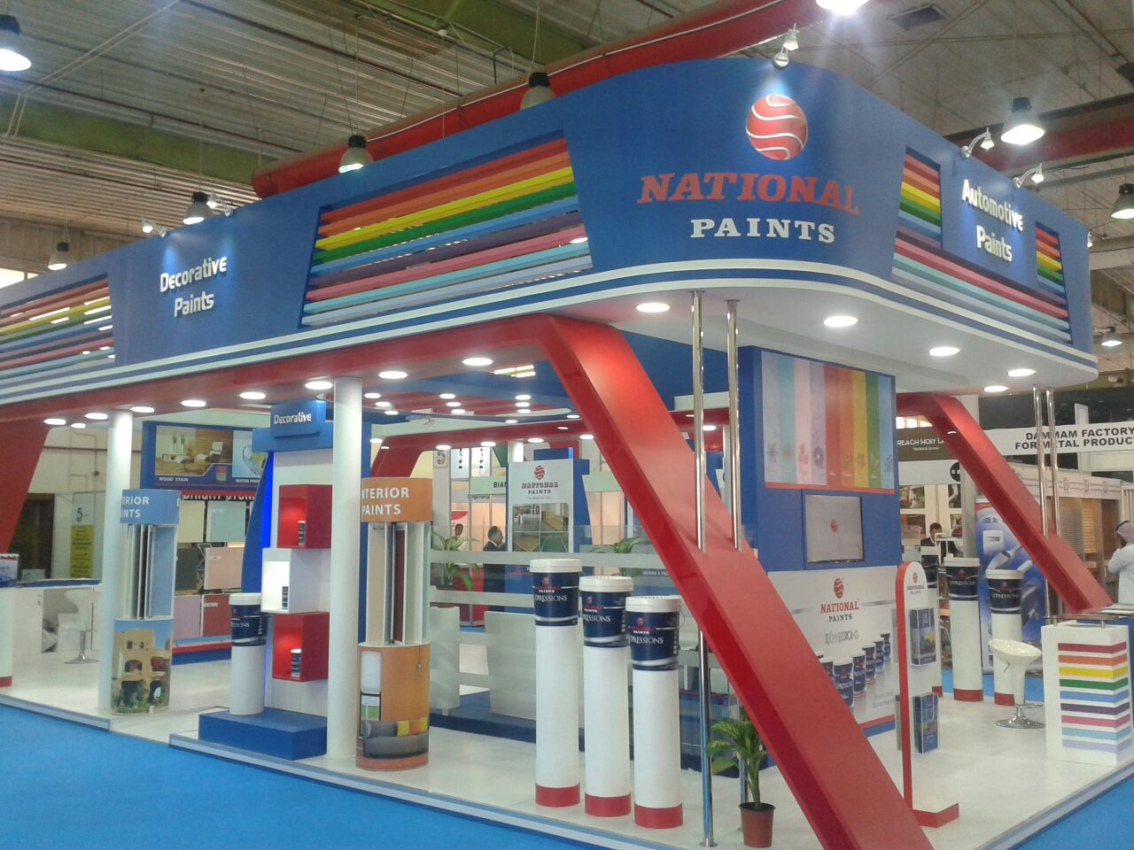 Exhibition Stand Kuwait : Exhibition stand design & installation in kuwait a business of